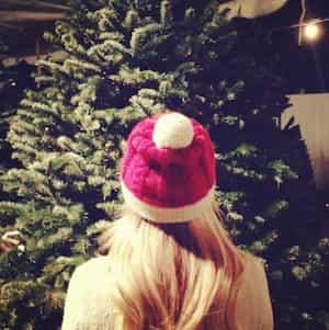 Celebrities Celebrate Christmas on Instagram