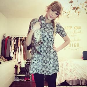 If You Look Like Taylor Swift, Don't Get Into Instagram