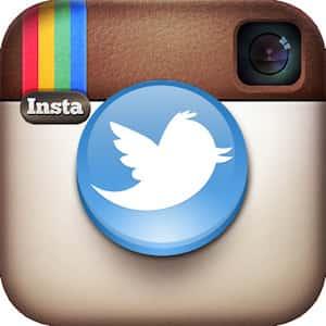 Instagram Overpasses Twitter