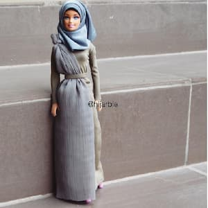 Hijarbie, the Muslim Barbie Which is Driving Instagram Crazy