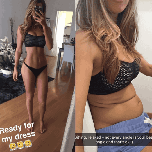 Victoria's Instagram lesson