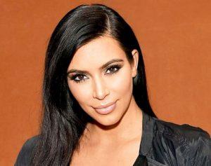 Kim Kardashian pretending to be poor
