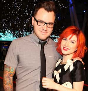 Hayley Williams and Chad Gilbert broke up