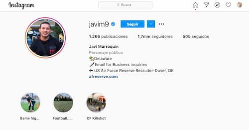 Javi Marroquin: Instant Instagram Comments