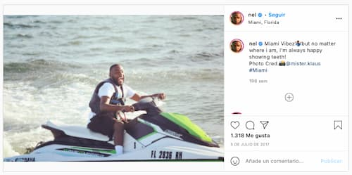 Rapper Nelly: Get Real Comments On Instagram
